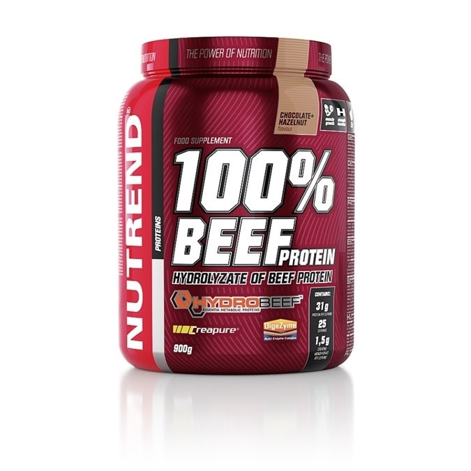 100% BEEF PROTEIN Nutrend