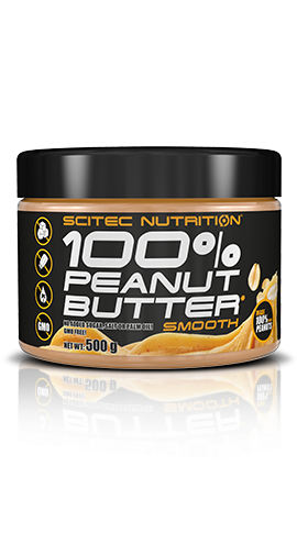 100% Peanut Butter Smooth Scitec Nutrition